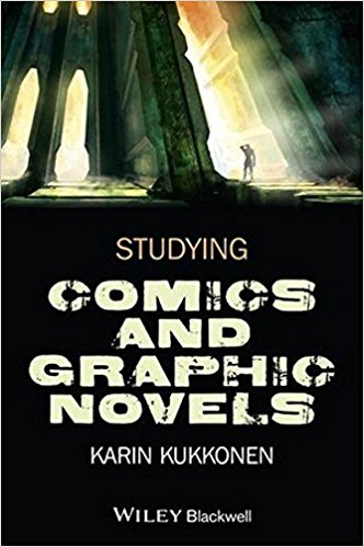 cover to comics and graphic novels