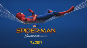 spiderman homecoming promo image