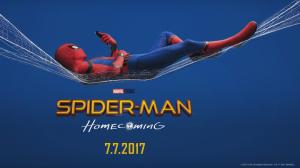 spiderman homecoming promo image