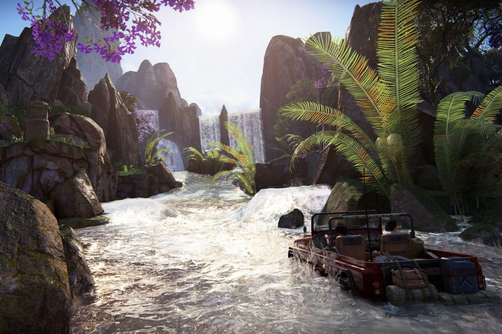 Uncharted: The Lost Legacy Review - Uncharted 4.5 Mapquest Boogaloo