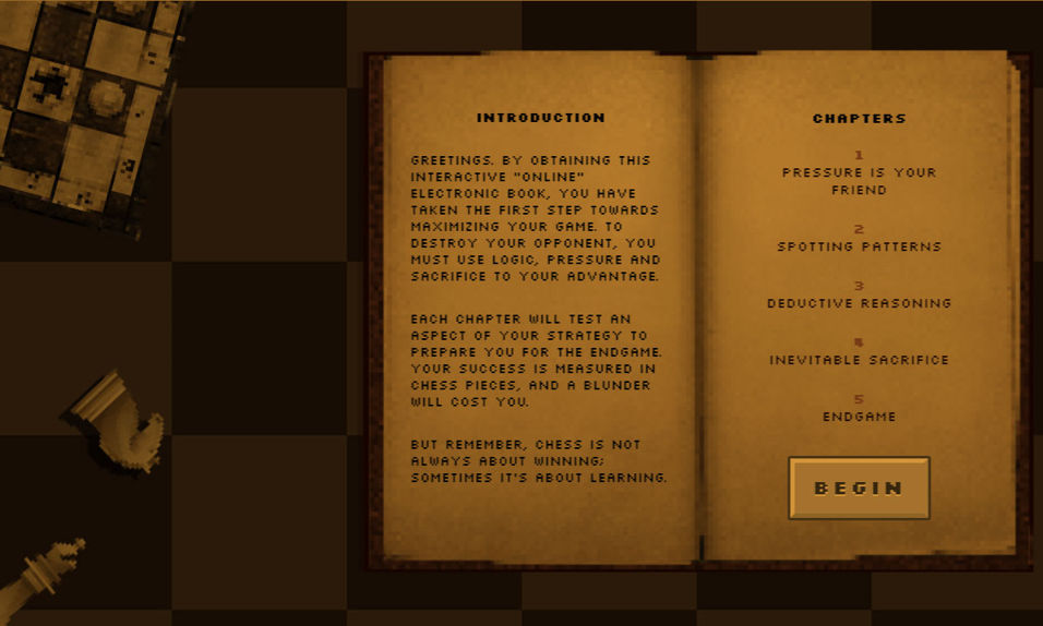 opening screen to the mr.robot endgame minigame