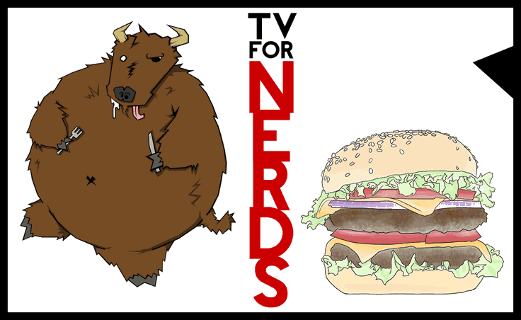 TV Shows for Nerds Header Image -