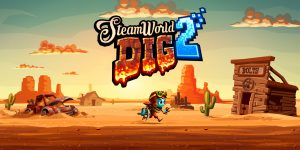 SteamWorld Dig 2 Banner Desert 2000x1000 300x150 - Steamworld Dig 2 Review: Defining A Metroidvania Indie Game