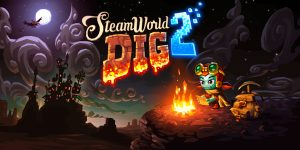 SteamWorld Dig 2 Night Banner 2000x1000 300x150 - Steamworld Dig 2 Review: Defining A Metroidvania Indie Game