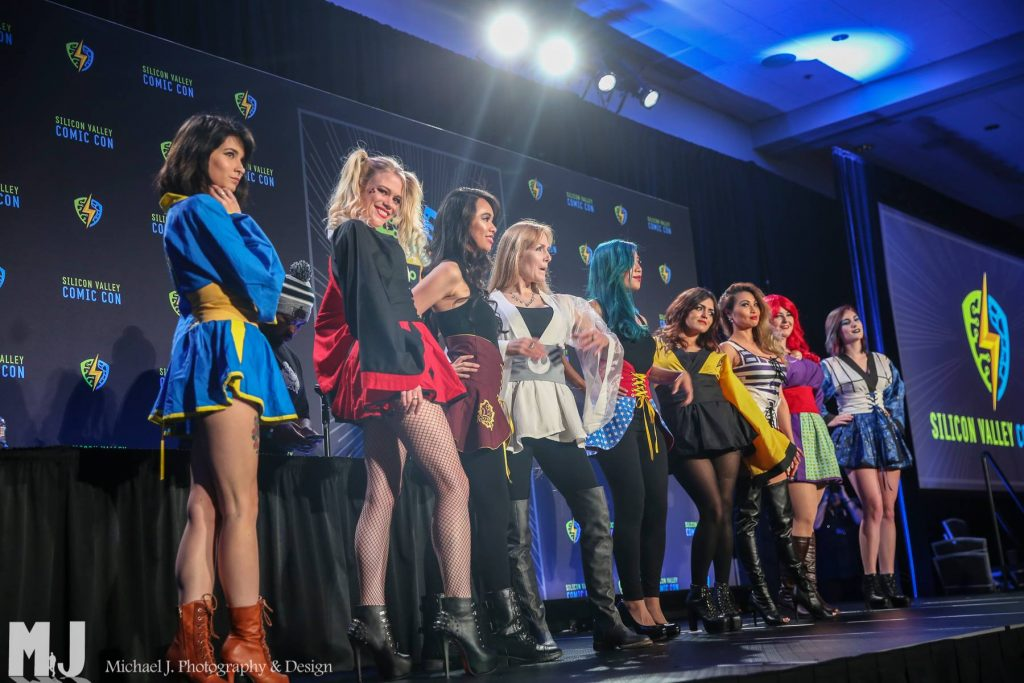 Silicon Valley Comic Con 2018 San Jose Events + Food + Party Guide