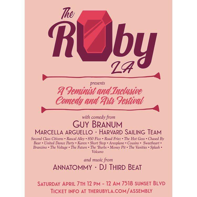 Nerdist Improv School: Journey to Rebranding as Ruby LA & Experiences
