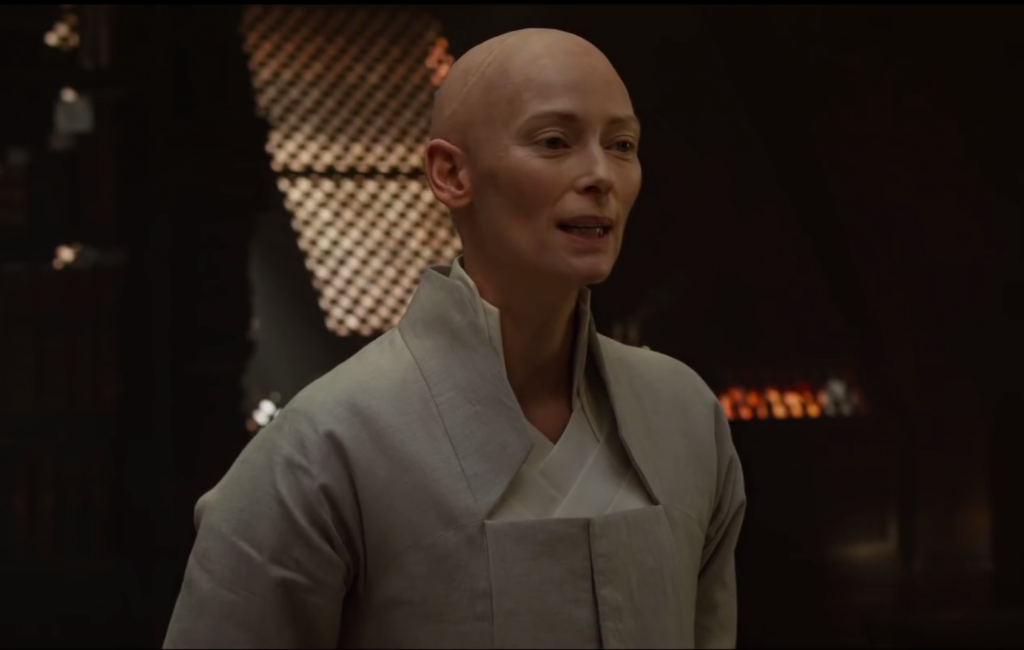Picture of Tilda Swinton as The Ancient One in Doctor Strange