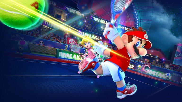 Mario Tennis Aces Nintendo Switch Tournament Online